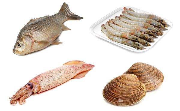 在保存海鲜类食材时,要善用密封袋。(Shutterstock)