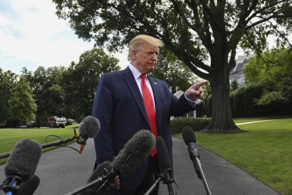 川普:週三美中重啟談判 中方想達協議