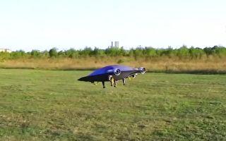未来飞机?首款碟型飞行器 罗马尼亚试飞