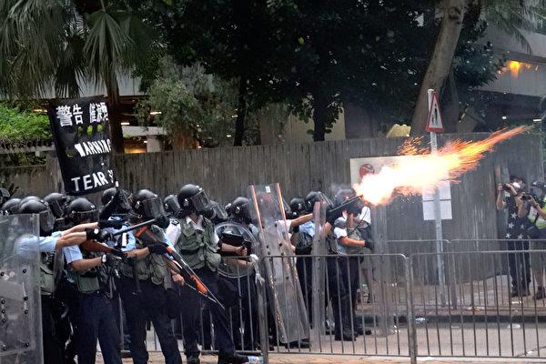 滕彪:天安門6.4屠殺到香港6.12開槍
