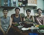 韩片《寄生上流》(Parasite)剧照。(CATCHPLAY提供)