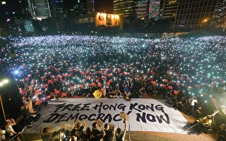 香港萬人呼喚G20 促國際關注反送中