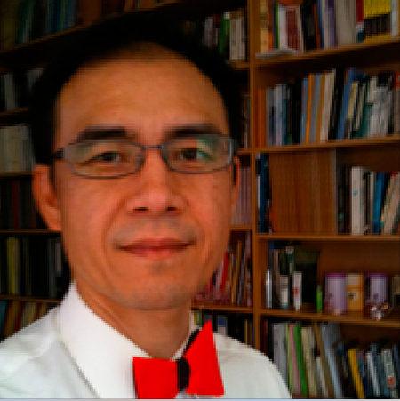 """有关防堵中共对台语电台渗透,台北大学犯罪学研究所助理教授沈伯洋表示,台湾推动""""外国代理人登记法""""规范收受境外资金或担任中共代言人者必须公开。"""