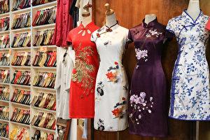 旗袍——穿越百年的東方風韻