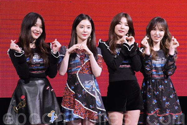 韓國女團Red Velvet