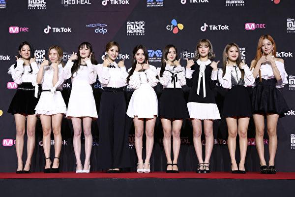 fromis_9《FUN!》摘4國iTunes K-POP榜冠軍