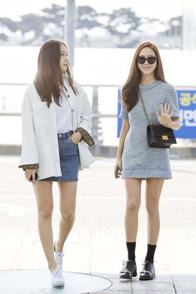 Jessica,Krystal