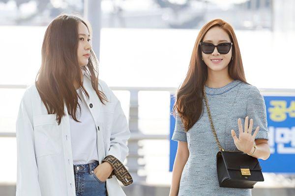 Jessica与Krystal(郑秀晶)