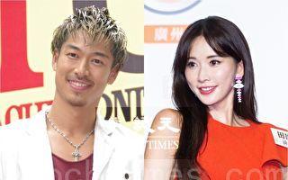 放浪兄弟成員AKIRA(左),於6月6日晚間7點宣布他與林志玲(右)結婚。