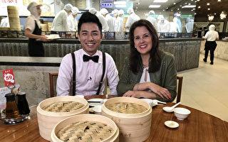 德媒Tasty Taipei主持人 大讚台灣美食天堂