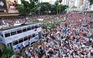 香港反送中受矚目 荷媒:中共敵視民主自由