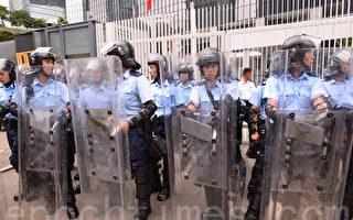 中共渗透香港 央企拿下港警指挥通讯项目
