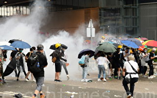 """香港成""""催泪瓦斯城"""" 居港澳洲人生意艰难"""