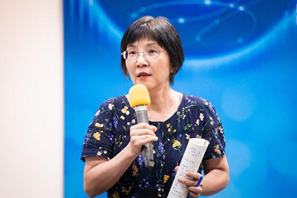 台大教授张锦华:修炼法轮功身心灵受益