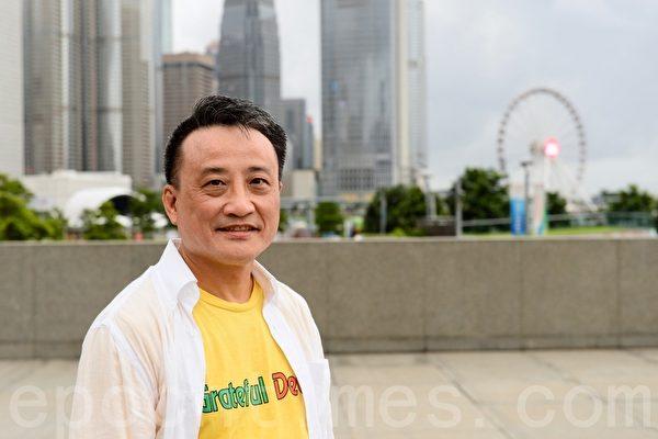 """学者:香港""""反送中""""促台湾醒觉"""