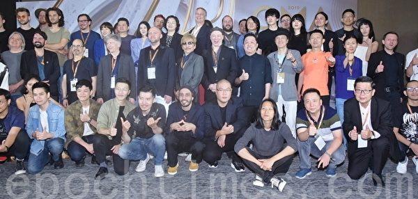 2019金曲國際音樂節開幕暨迎賓記者會