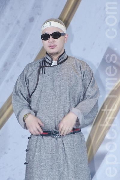 蒙古歌手 Ginjin 2019金曲國際音樂節
