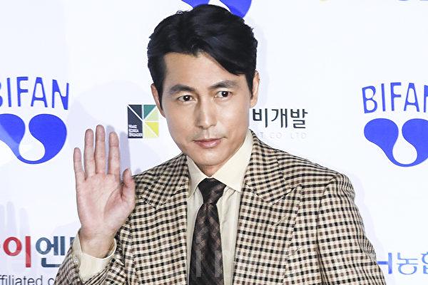 6月27日,郑雨盛出席第23届富川国际奇幻电影节开幕式红毯活动。(全景林/大纪元)