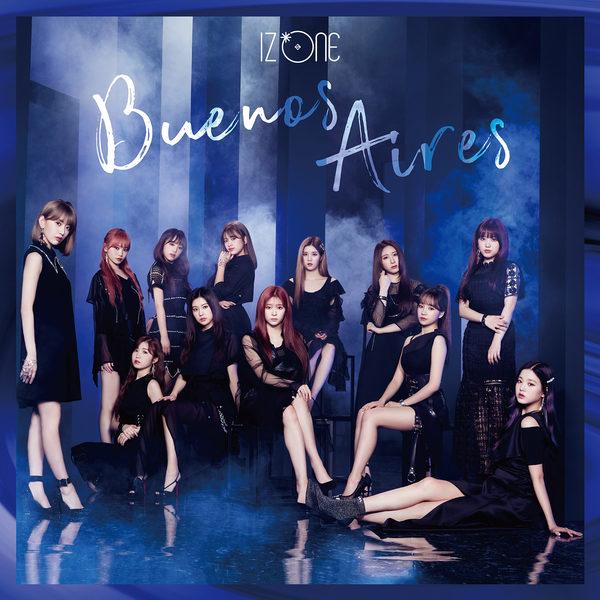 IZ*ONE Release Buenos Aires