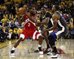 NBA总决赛:猛龙连克勇士夺赛点