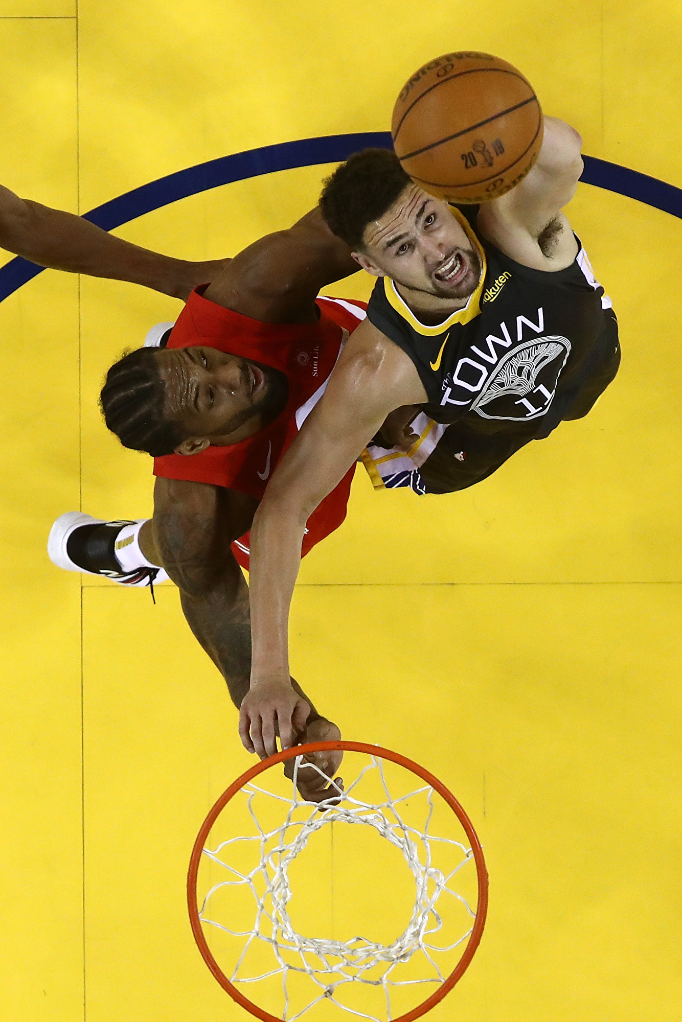 NBA總決賽:猛龍連克勇士奪賽點