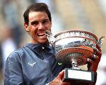 12次登顶法网空前绝后 纳达尔夺大满贯18冠