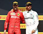 F1加拿大站 維特爾遭罰 漢密爾頓順勢登頂