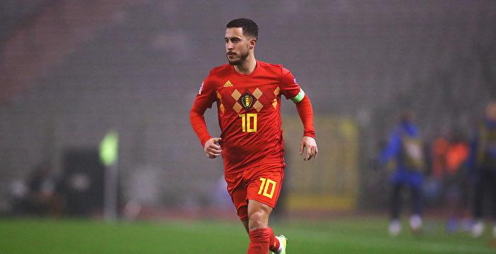 比利時球星阿扎爾加盟皇馬 拿隊內最高薪