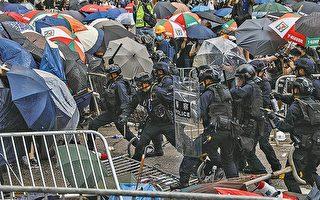 专访前中策组顾问:6.12港警镇压的背后