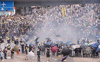 """颜丹:香港""""反送中""""是善与恶的对峙与较量"""