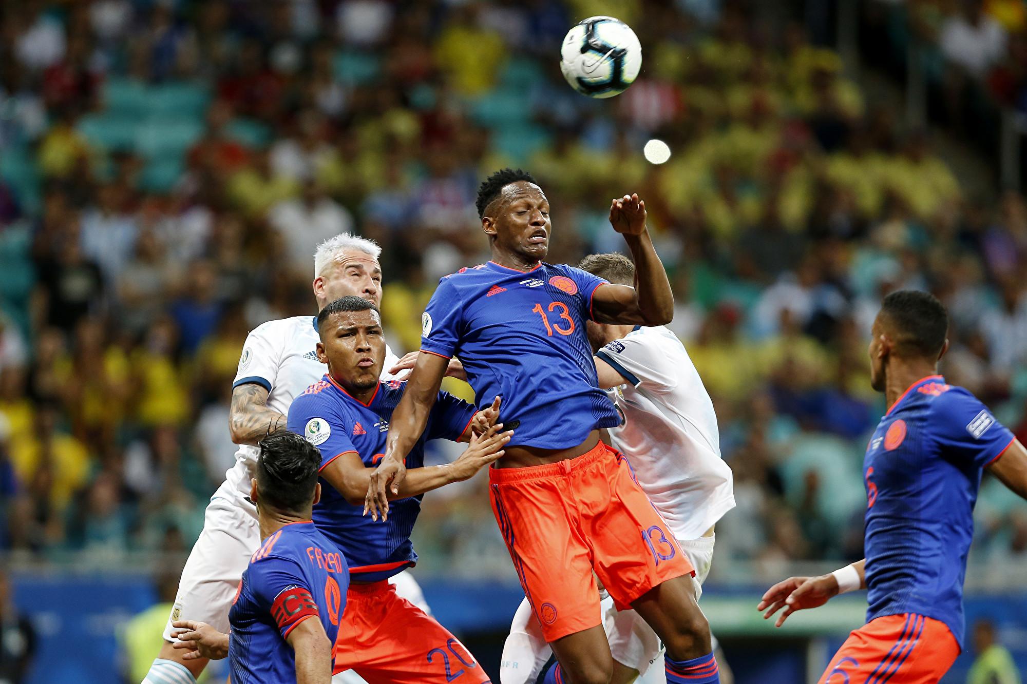 美洲杯:阿根廷輸球