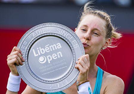 WTA荷兰站:里斯克逆转博腾斯成功捧杯