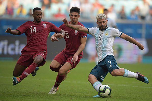 美洲盃:阿根廷再收大禮 第二出線避開巴西