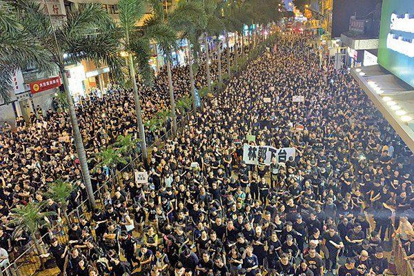 反送中令中共高度紧张 北戴河会议料讨论香港问题