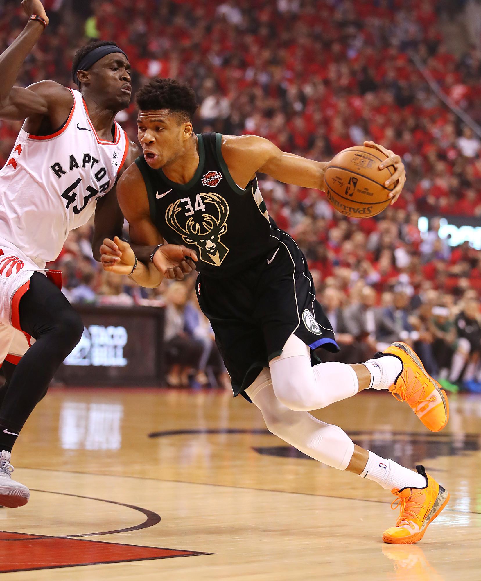 NBA「字母哥」當選MVP