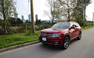 车评:平民欧洲7人SUV 2019 Volkswagen Atlas