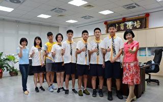 東興國中讀書運動樣樣行 校長憂心學校被擠爆