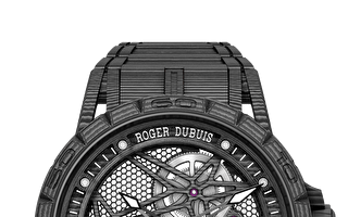 羅杰杜彼全新碳纖維錶  堅實中尋得輕盈
