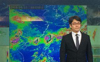 全台强阵雨至周五 山区须防豪雨成灾