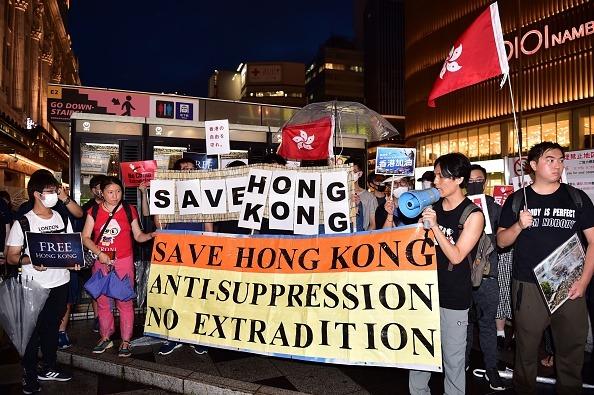 安倍G20见习近平强调香港自由繁荣很重要