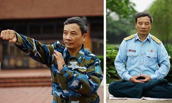 越南武术家曾患重病 修炼法轮功获新生(图)