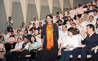 """美国Mangai教授至嘉市警局主讲""""性别暴力防治"""""""