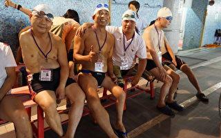 身心障礙游泳錦標賽 游出自己一片天
