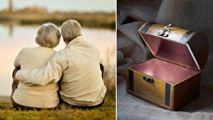 她從不讓他打開盒子 臨終吐真言讓他笑淚交加