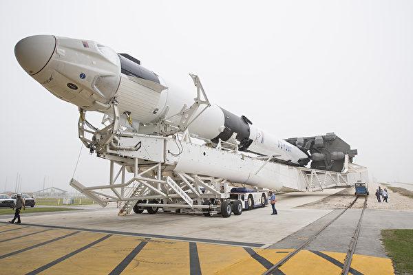 NASA开放国际空间站 川普发推吁去火星
