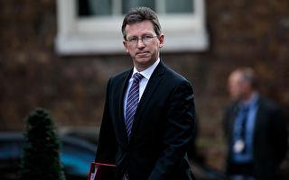 英国文化大臣杰里米•莱特(Jeremy Wright