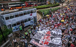 唐銘:香港人民在吶喊 問誰未發聲