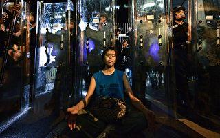 專訪香港「盾牌女孩」:港府不知我們多愛這個家