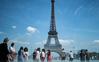 罕见热浪袭欧洲 法国考试改期 德高速设限