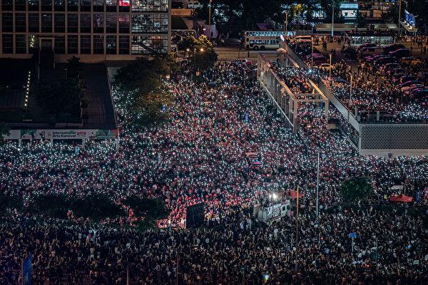 李靖宇:百萬港人反送中 揭開「全民反共」序幕